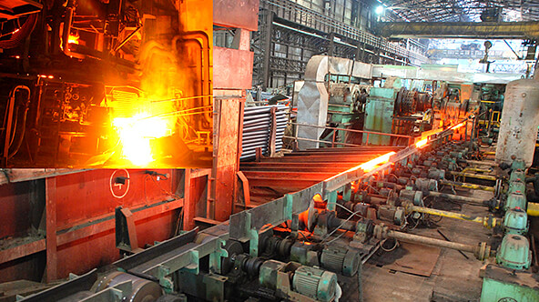 iron and steel of industrial chemistry All steel is composed of iron and carbon it is the amount of carbon, and the additional alloys that determine the properties of each grade classifications.