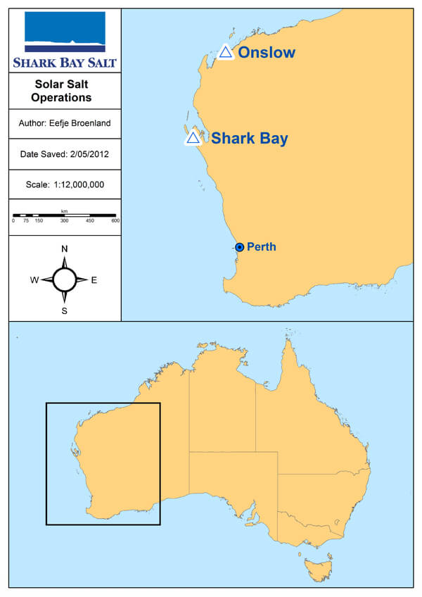 Group Companies | Shark Bay Salt - Mitsui & Co  (Australia) Ltd