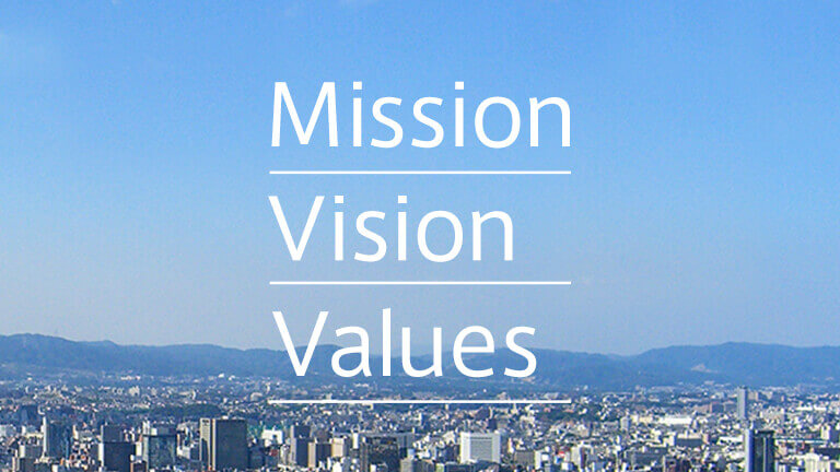 Corporate Mission Vision Values