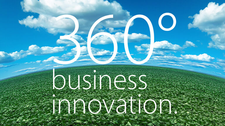 360° business innovation