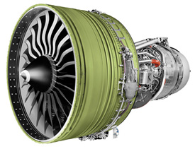 GE90 Engine (Picture provided by GE)