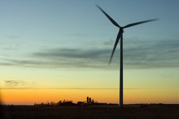 Photo of Norway Wind Project