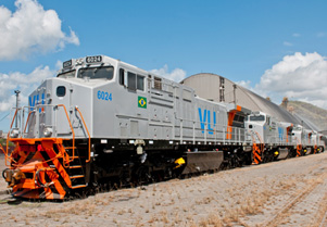 VLI owned locomotives
