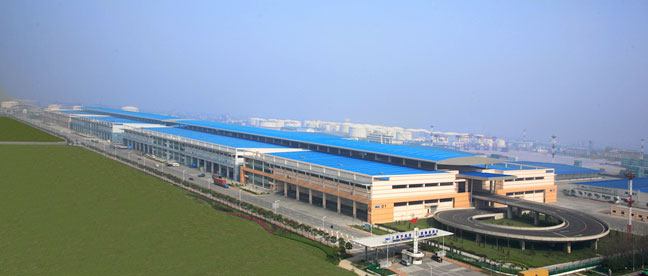 Shanghai Waigaoqiao Logistics Center