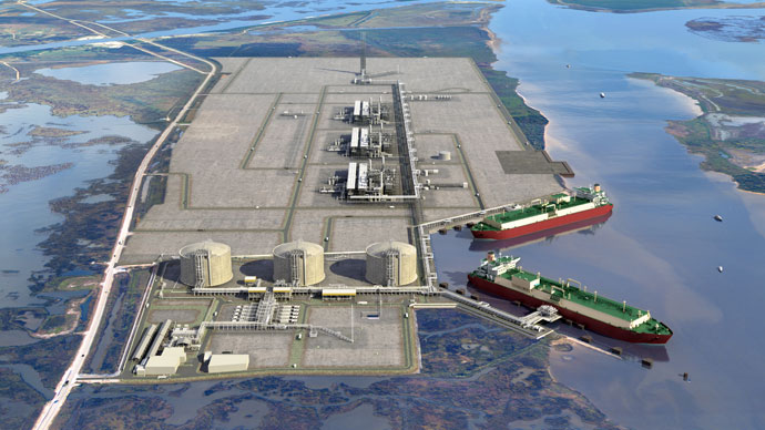Image of LNG Plants