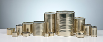 Steel Can (Food Can)