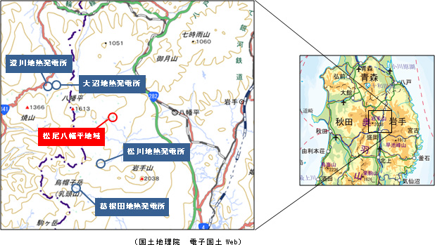 Reference 2: Location of Exploration Project
