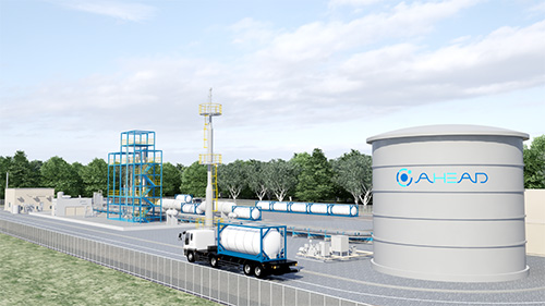Brunei Hydrogen Production & Hydrogenation Plant