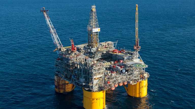Kaikias project tie-back to Ursa Offshore Production Facility